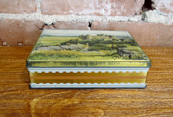 Edward Sharp & Sons Ltd Confectioners Tin Candy Box England