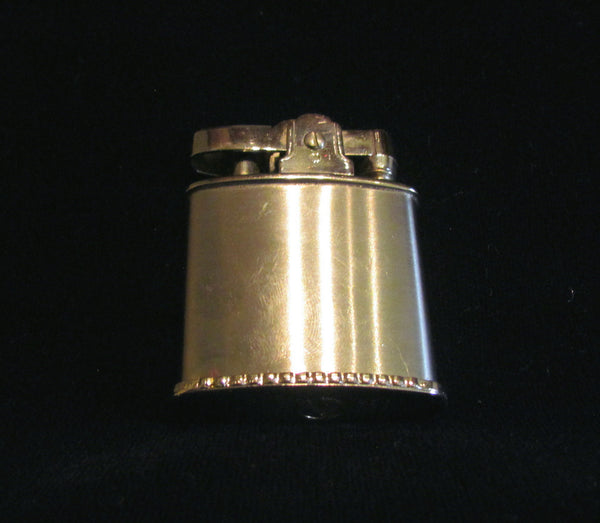 Silver Ronson Princess Lighter Pocket Purse Lighter Working Mint Condition