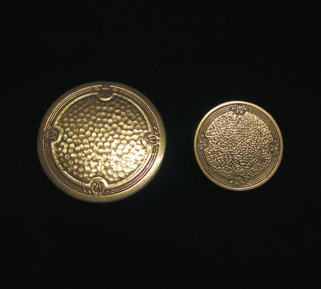 1917 Melba Powder Compact And Matching Rouge Compact Set