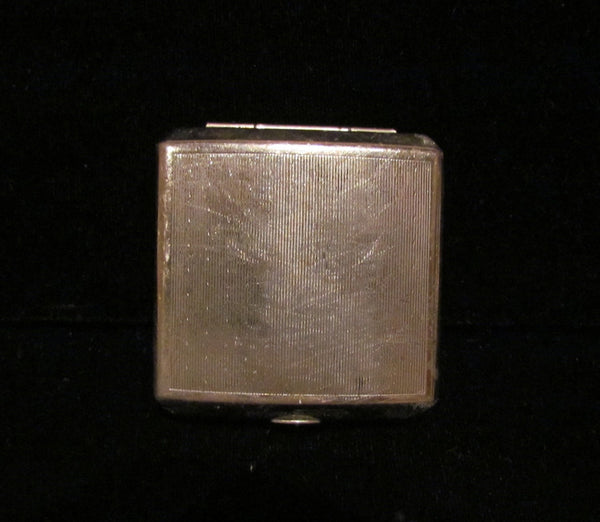 1930's Cara Nome Langlois Powder & Mirror Compact