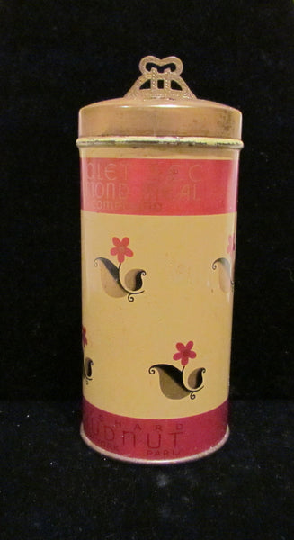 1920s Richard Hudnut Violet Sec Almond Meal Compound Full And Unused