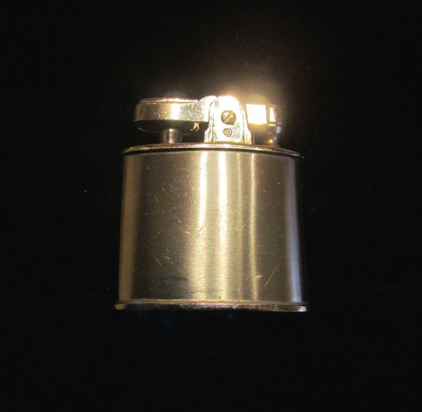 Ronson Silver Lighter Vintage Standard Lighter 1940s Lighter Art Deco Lighter Excellent Condition