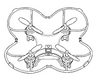 US Patent Granted: Nano Drone for Beginners