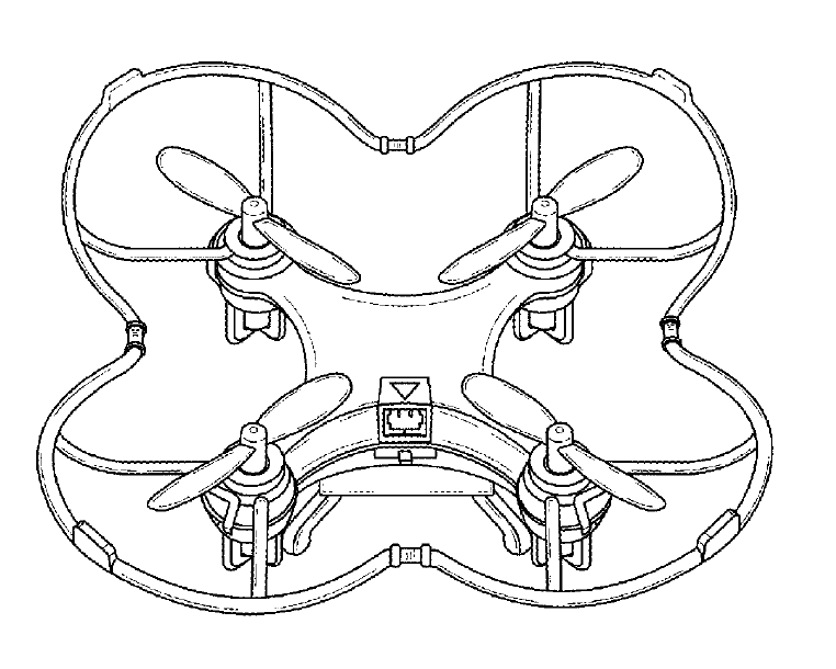 Us Patent Granted Nano Drone For Beginners