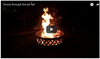 VIDEO: Drone + Fire Pit = Bad Idea