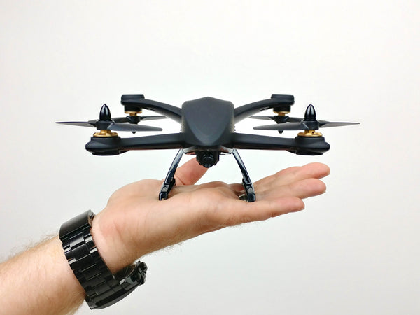 Aerix DaVinci Drone - All-in-One Brushless, GPS, FPV Drone - Ready to Fly!