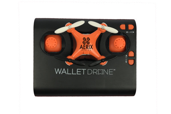 Aerix Wallet Drone - Former World's Smallest Quadcopter
