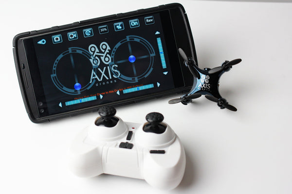 Aerix VIDIUS ™ - The World's Smallest FPV Drone™