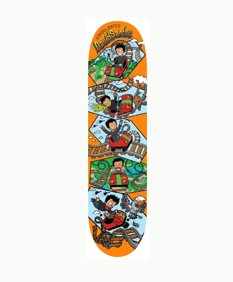 David Sanchez Deck 8.25""