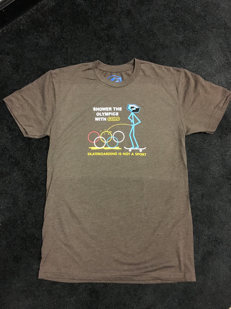 Shower the Olympics Tee