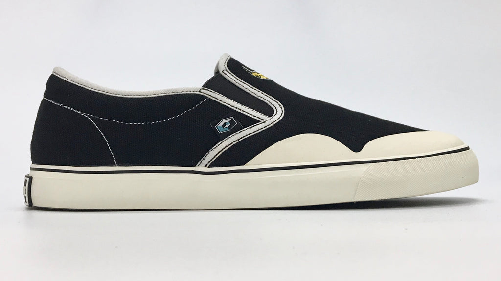 New Canvas Banana Slip On BS5