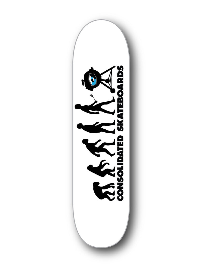 Evolution Deck 8""