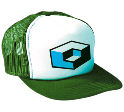 Consolidated Cube - Mesh Cap