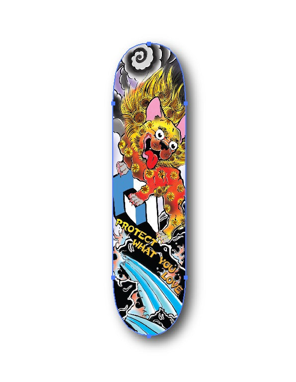 Protect Deck 8.1""