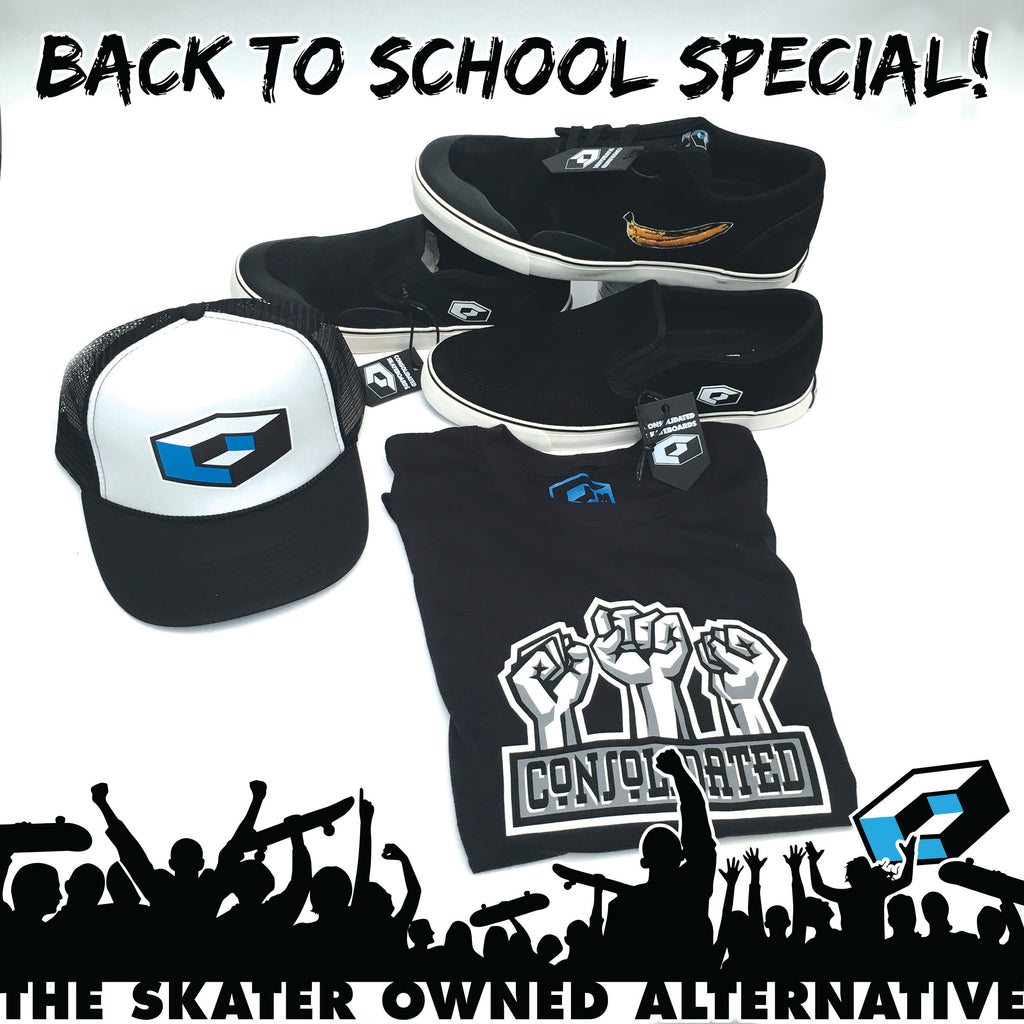 BACK TO SCHOOL SPECIAL Shoes, Hat, Shirt
