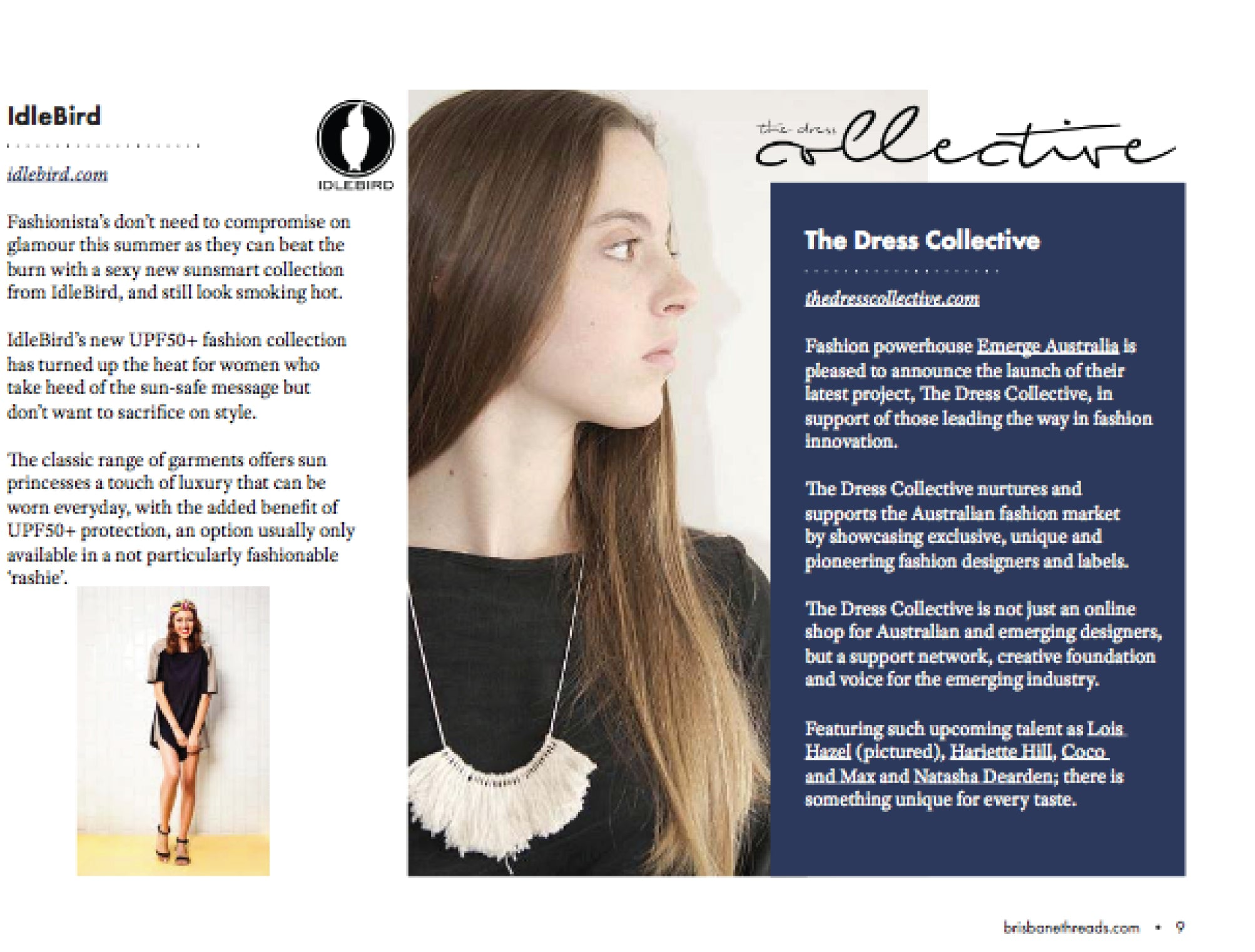 Brisbane Threads Insiders Guide To Brisbane Features The Dress Collective