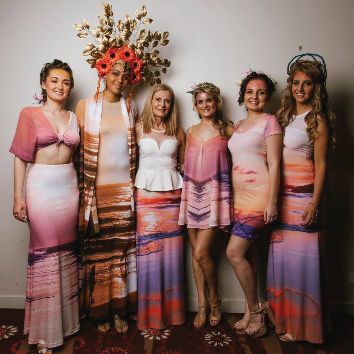 Shop The Dress Collective's range of Gold Coast emerging, sustainable and ethical fashion designer Why Mary for quirky handmade dresses, skirts, tops and Australian made womenswear