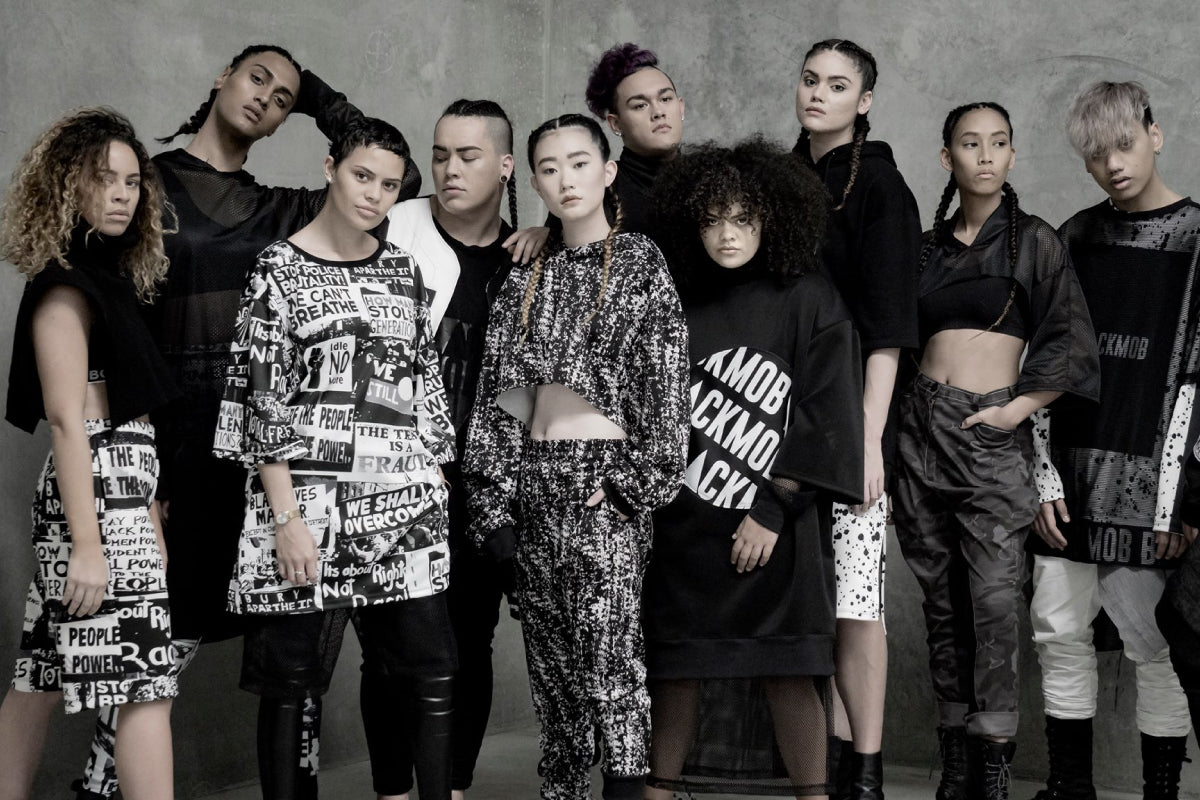 BEHIND THE BRAND: WE SPEAK WITH LEILANI FONOTI OF BLACK MOB THE LABEL