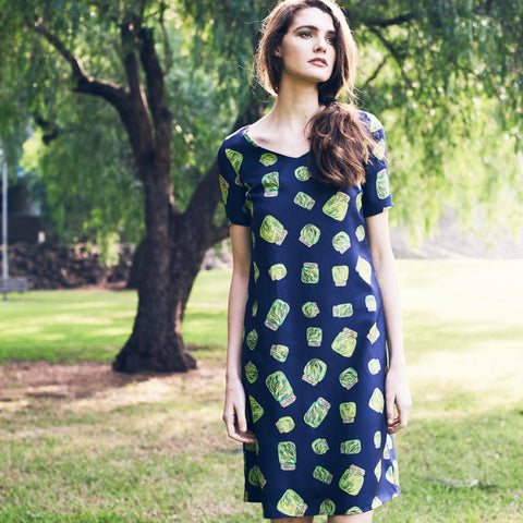 THE DRESS COLLECTIVE'S LATEST ARRIVAL: BRIGHT AND BOLD DEVOI FROM MELBOURNE
