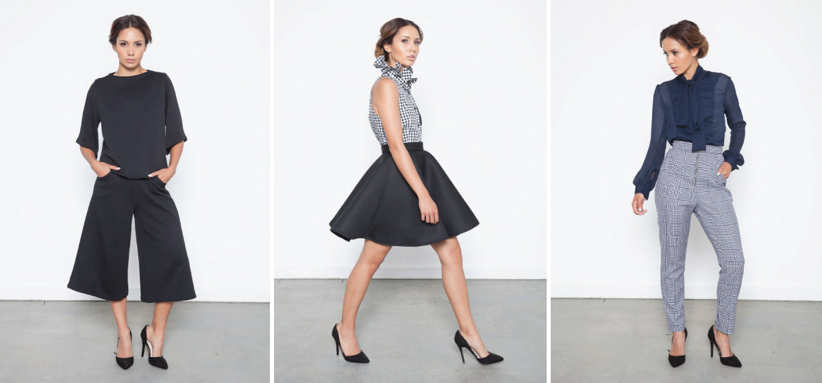 LADY GOTH ARRIVES AT THE DRESS COLLECTIVE: THE LATEST COLLECTION FROM OROCÉO CASTRO