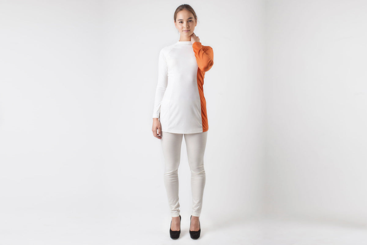 THE DRESS COLLECTIVE'S LATEST ARRIVAL: MERINO WOOL DESIGNER AZULANT AKORA FROM WESTERN AUSTRALIA