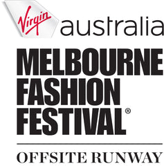 Virgin Australia Melbourne Fashion Festival The Dress Collective Runway