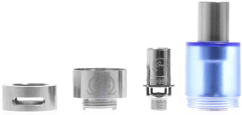 Introducing Innoking iSub Sub-Ohm Tank