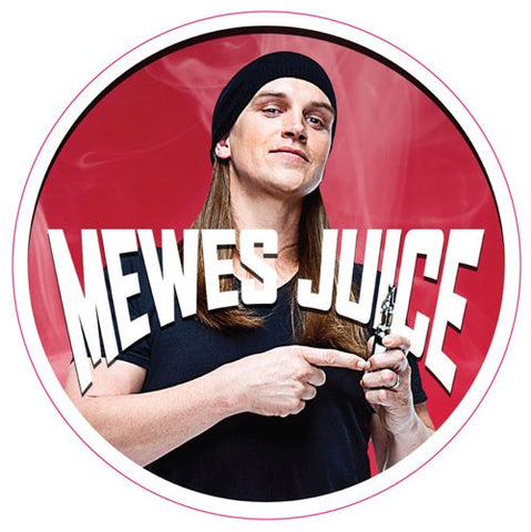 Introducing Mewes Juice E-Juice