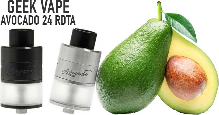 Avocado 24 RDTA by Geek Vape