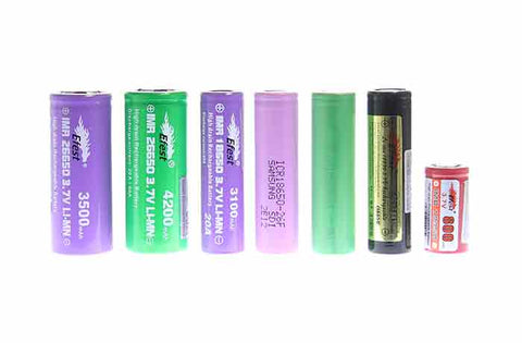 Vape Tutorial Best Batteries for Mods and Vaping Safety