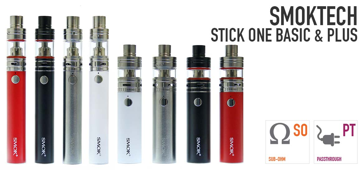 SMOKTech Stick One Basic Plus Vape Kits