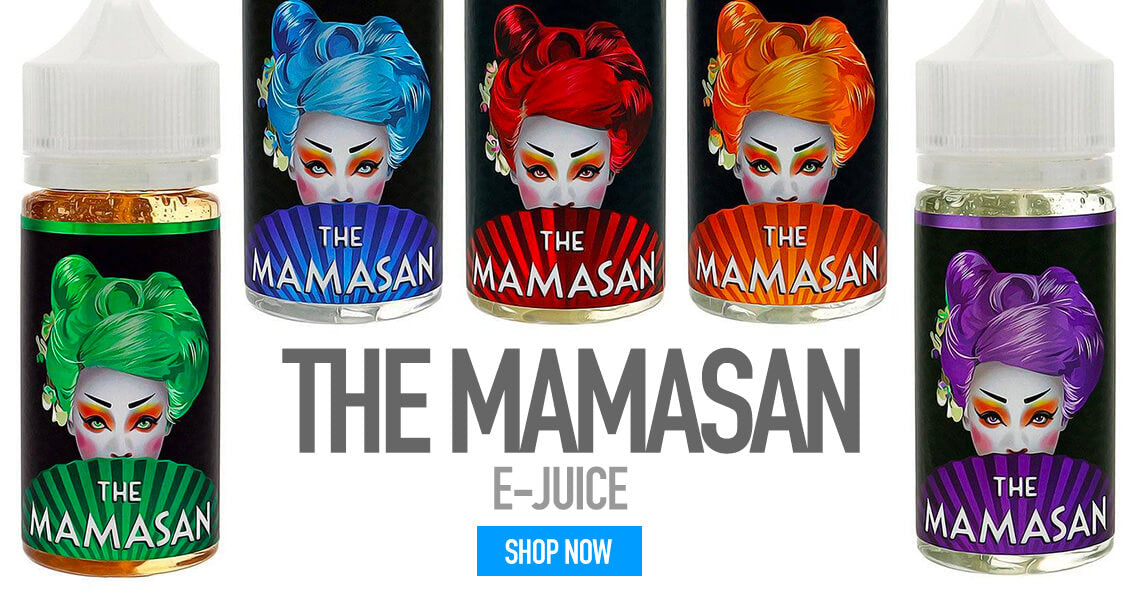 The Mamasan Premium E-Juice