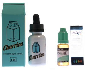 Vape Tutorial Beginner's E-Juice Guide