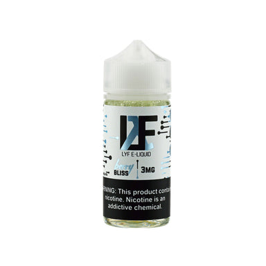 Berry Bliss 100ml E-Juice by Lyf E-Liquid