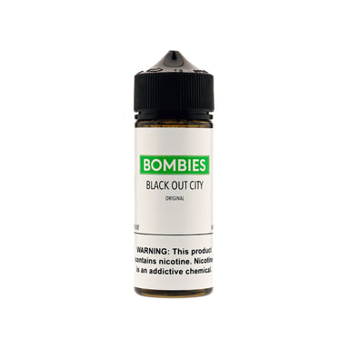 Bombies Black Out City E-Juice