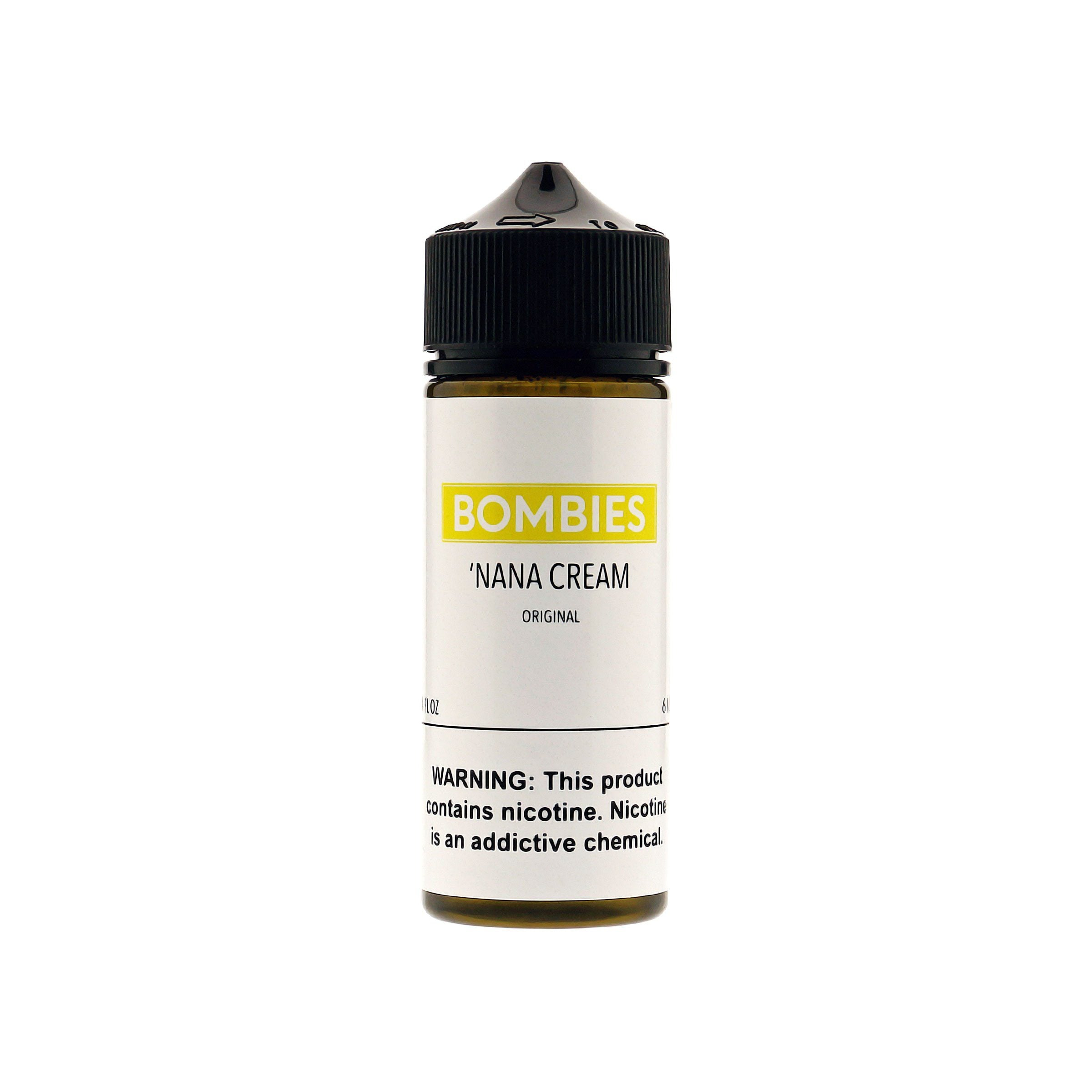 Bombies 'Nana Cream E-Juice