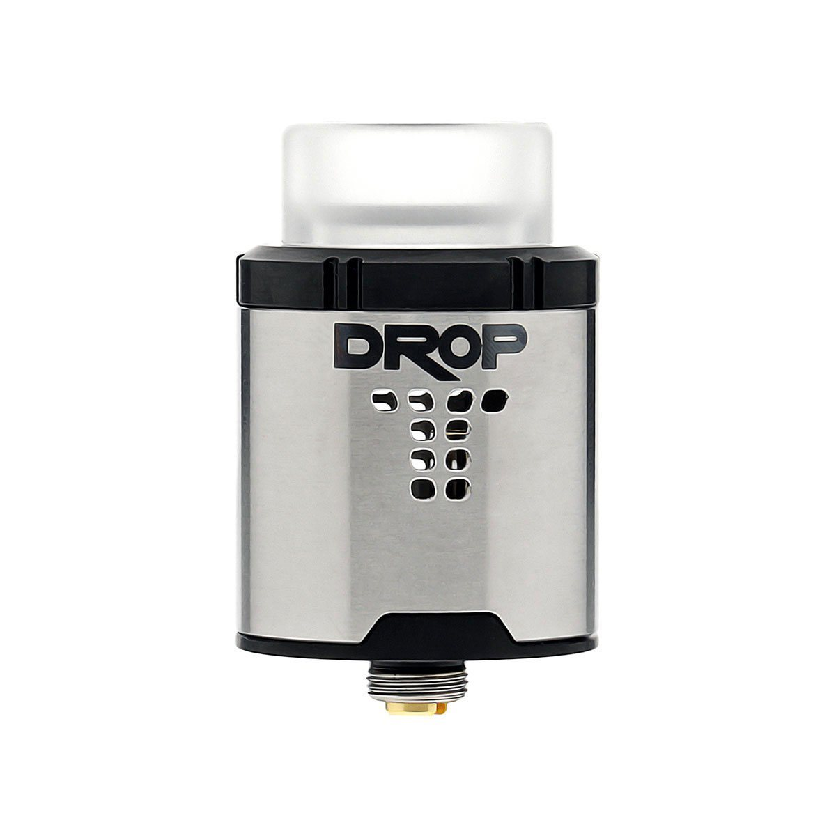 Rebuildables - Drop RDA By Digiflavor And The Vapor Chronicles