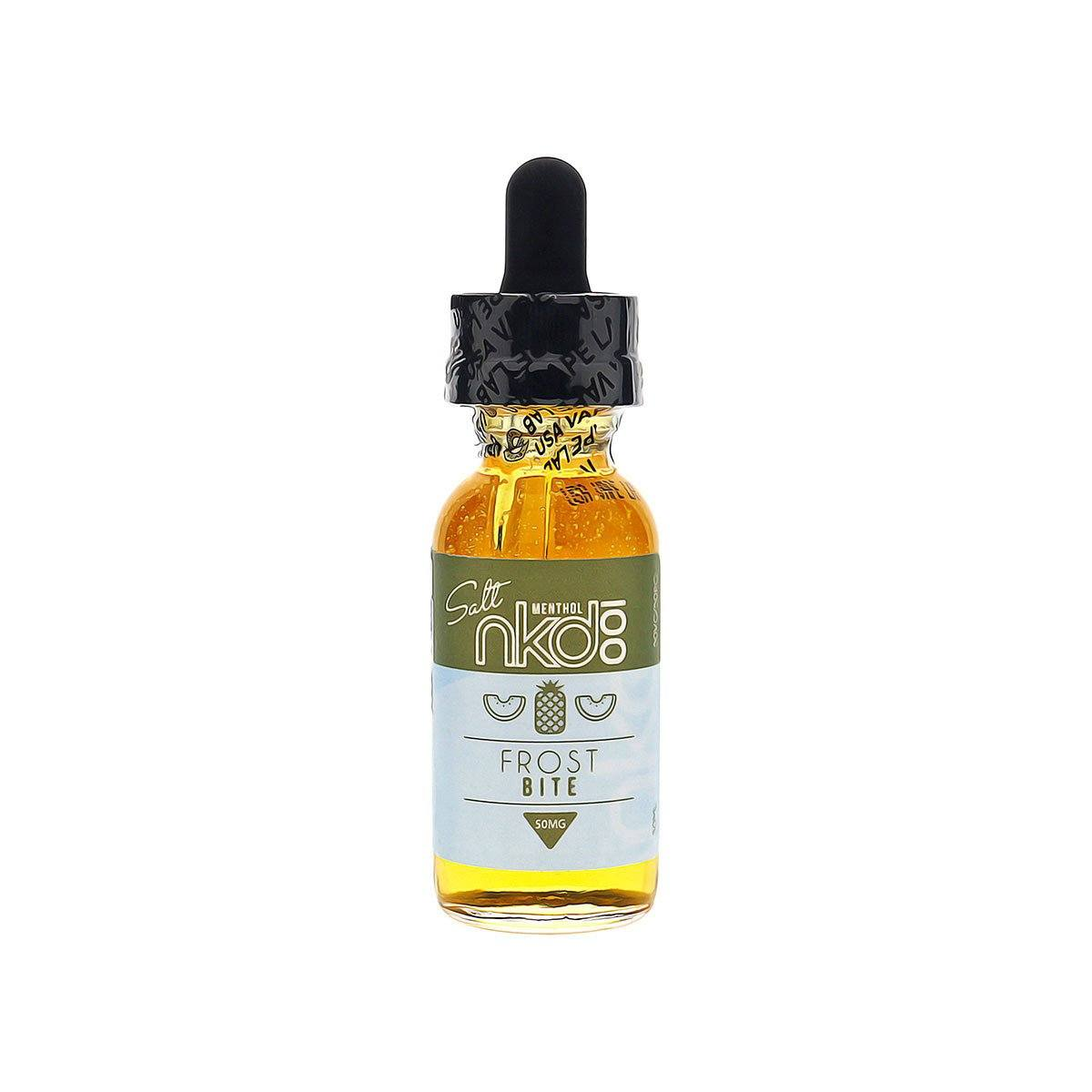 Nicotine Salts - Frost Bite E-Liquid By Naked 100 Salt