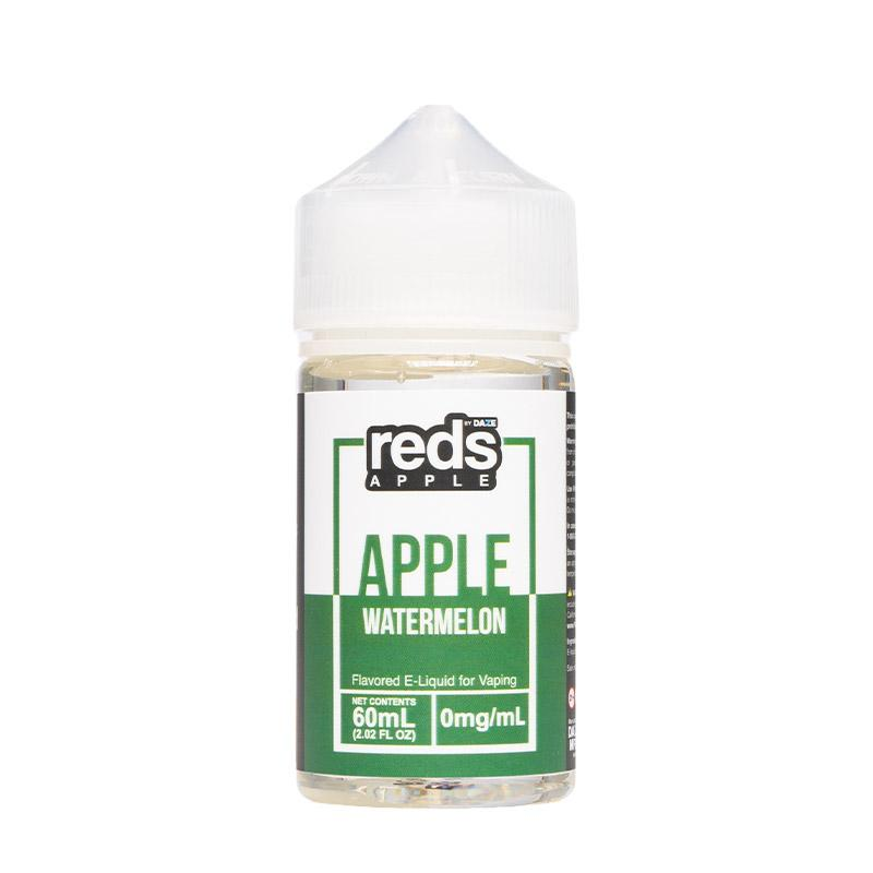 7daze reds apple watermelon 60ml bottle