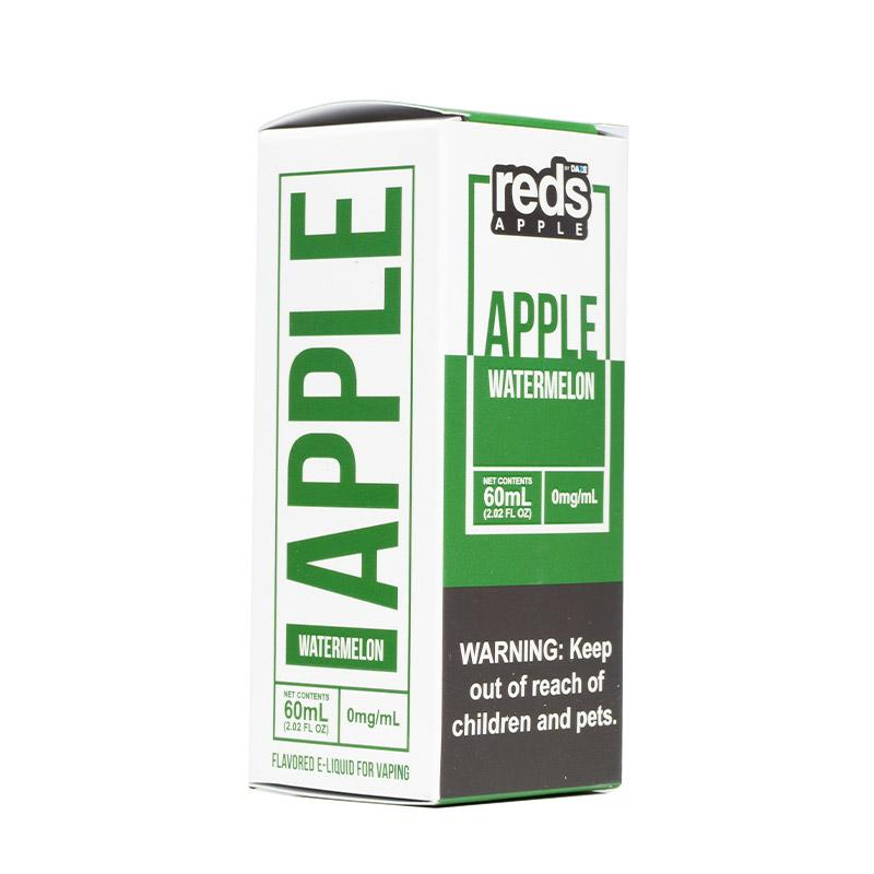 7daze reds apple watermelon 60ml box