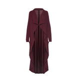 Maxi Cardigan (French Terry)