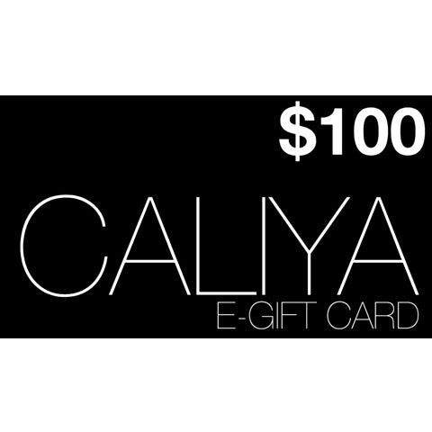 CALIYA GIFT CARD