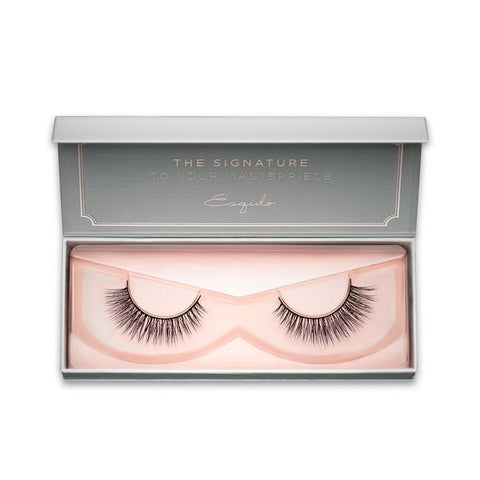 ESQIDO | THE CLASSIC COLLECTION | MINK LASHES | UNFORGETTABLE | UPPER LASHES