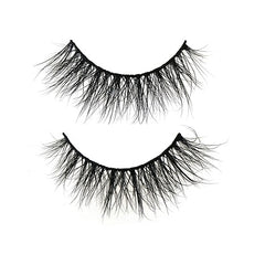 Faux Mink Eyelashes | Gemstone Collection | Aquamarine