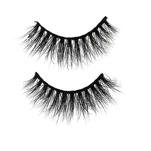 Faux Mink Eyelashes | Gemstone Collection | Crystal
