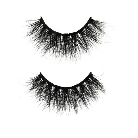 Faux Mink Eyelashes | Gemstone Collection | Jade