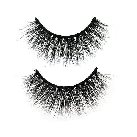 Faux Mink Eyelashes | Gemstone Collection | Moonstone