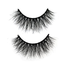 Mink Eyelashes | Gemstone Collection | Moonstone