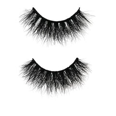 Faux Mink Eyelashes | Gemstone Collection | Onyx