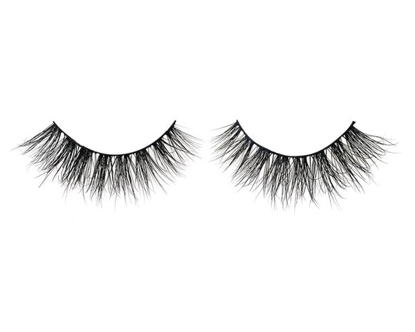 Faux Mink Eyelashes | Gemstone Collection | Pearl